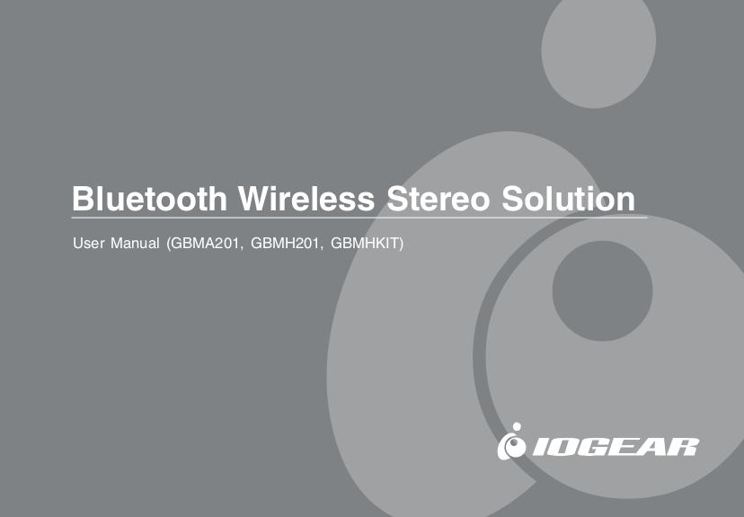 pdf for IOGEAR Headphone GBMH201 manual