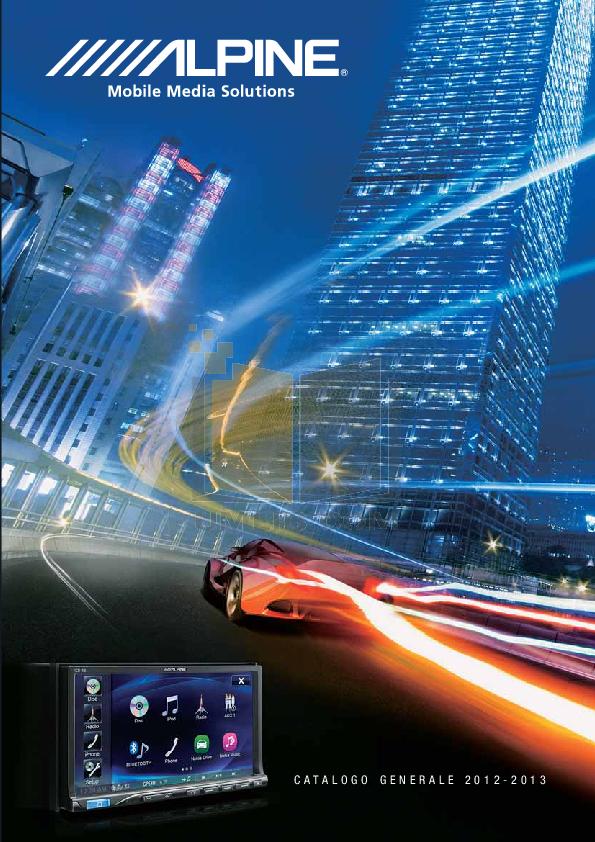 pdf for Alpine Car Video TME-S370 manual