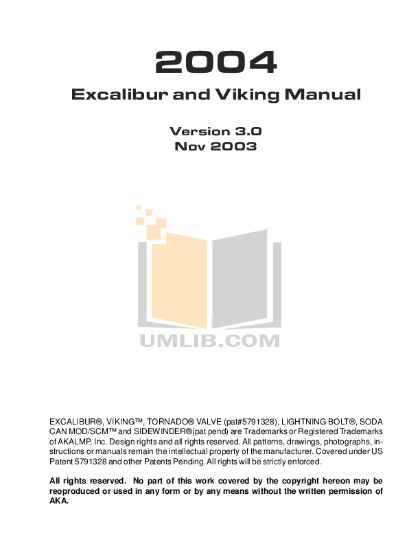 pdf for Excalibur Game Console 458 manual