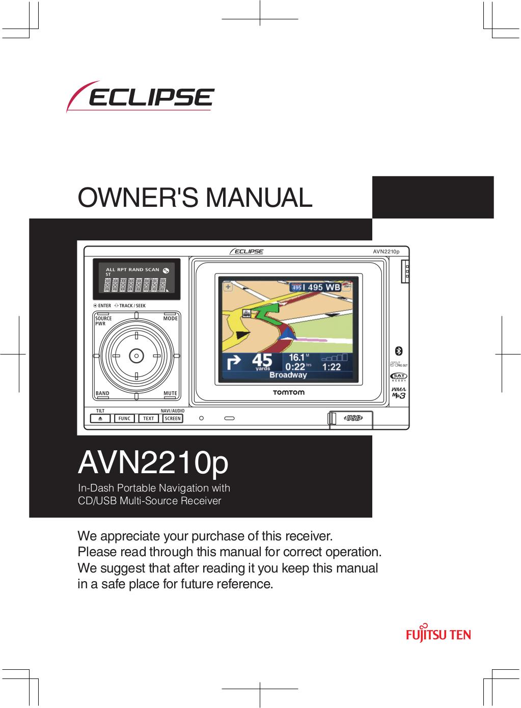 Eclipse Avn2454 Wiring Diagram Trusted Tomtom Avn2210p Car Diagrams Explained U2022