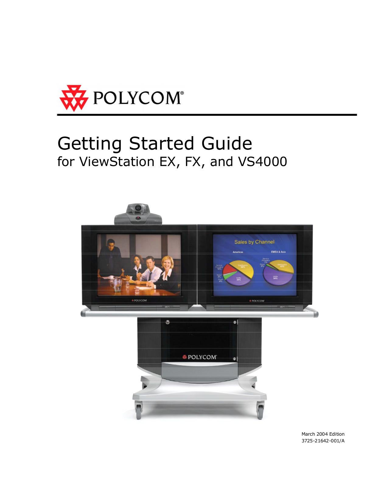 polycom vs4000 manual free owners manual u2022 rh wordworksbysea com Polycom PVS 14Xx Manual Polycom Capture Station