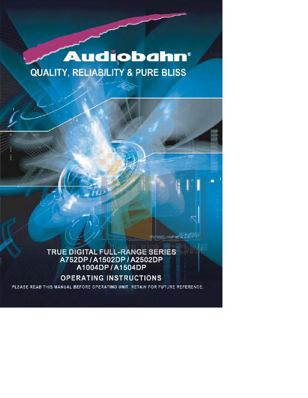 download free pdf for audiobahn a1004dp car amplifier manual rh umlib com Audiobahn Amplifiers Rack Audiobahn Hcj