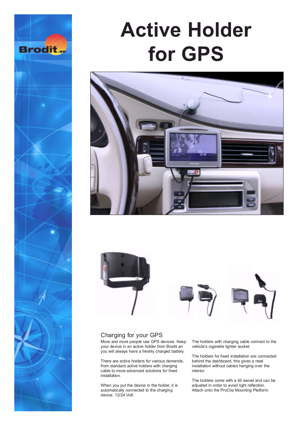 pdf for Navman GPS N40i manual