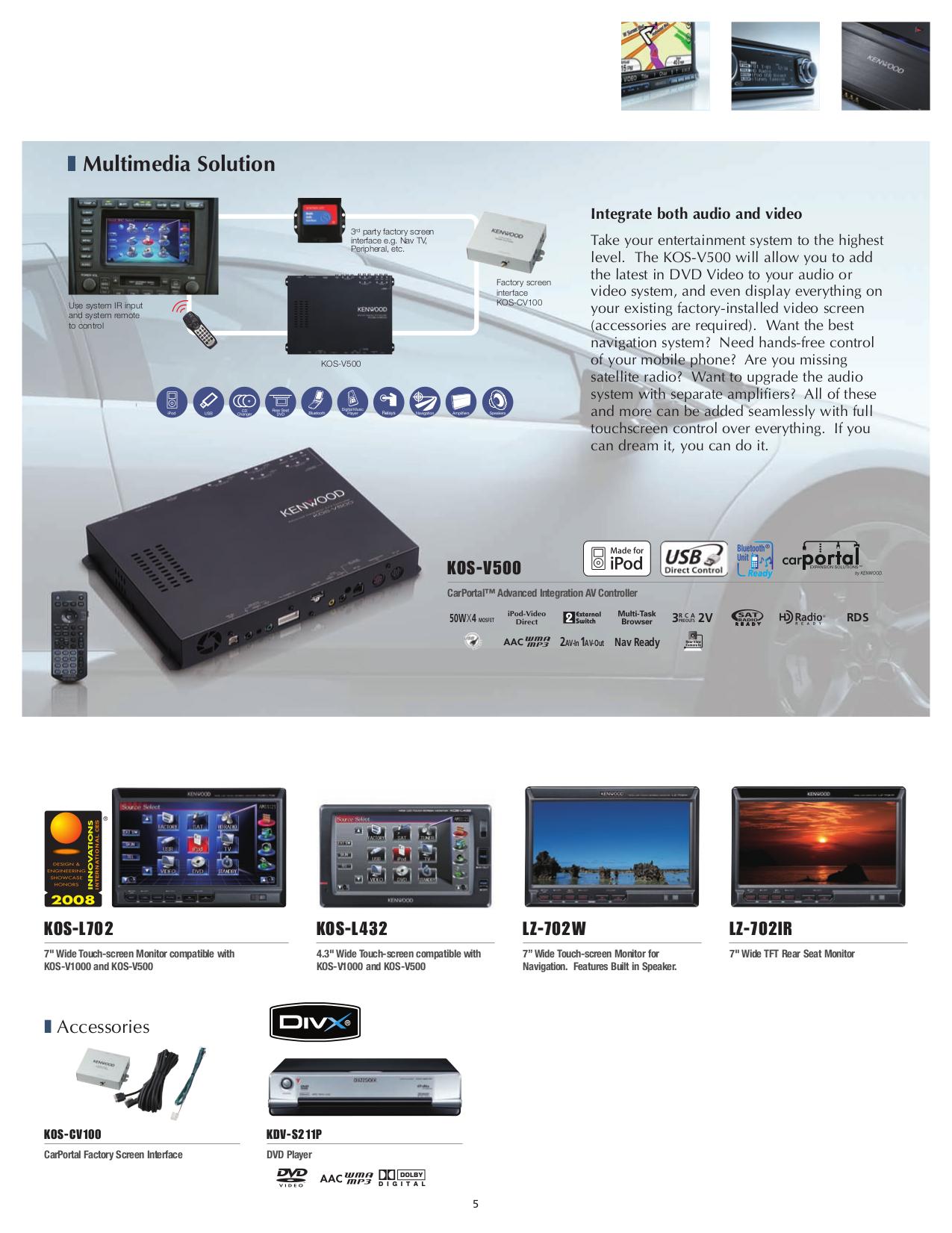 pdf manual for kenwood car amplifier kac 8404 rh umlib com Kenwood Amplifier 301T Kenwood Amp Kac Gain
