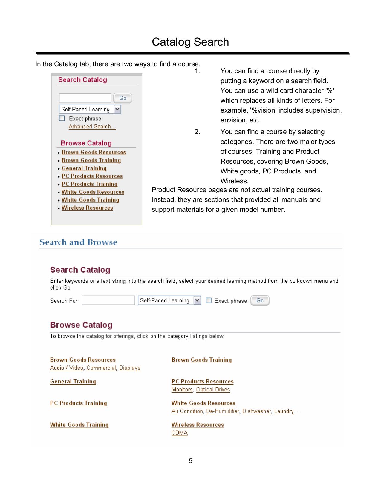 LG TV KU-17WDVD pdf page preview