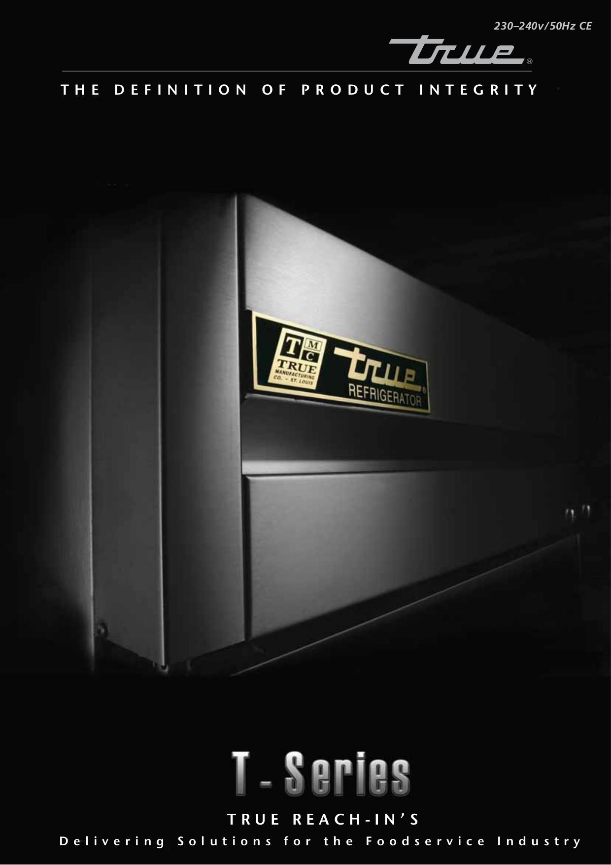 Download Free Pdf For True T 49f Freezer Manual Wiring Diagram User Guide