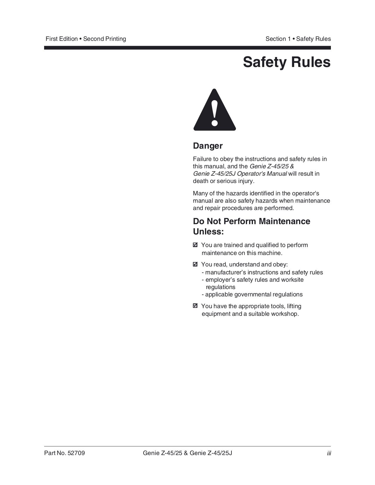 PDF manual for Lexmark Printer Z45