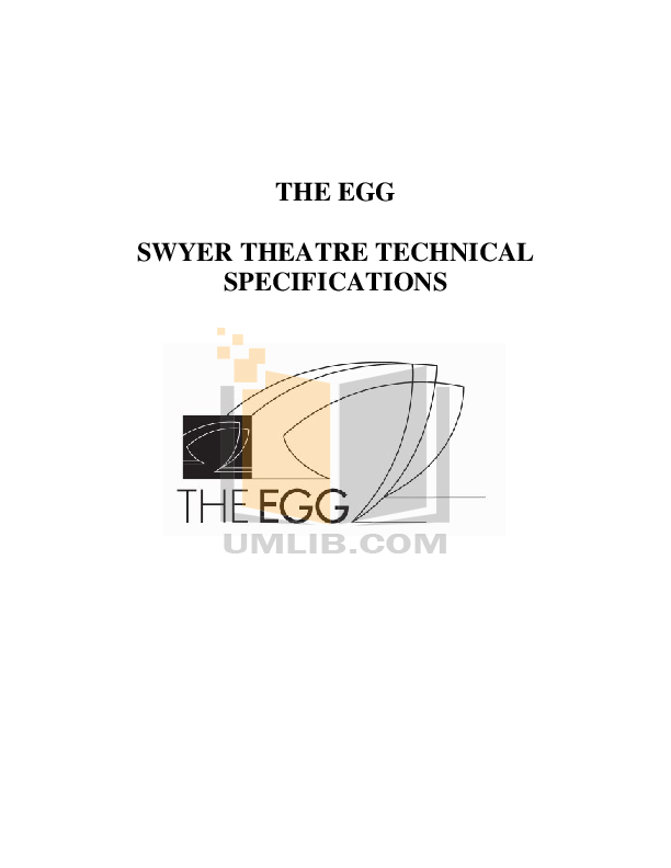 pdf for Eaw Speaker System SM155T manual