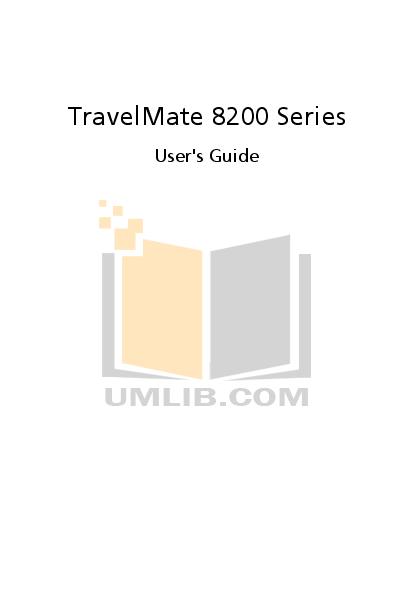 pdf for Acer Desktop Aspire X1600 manual