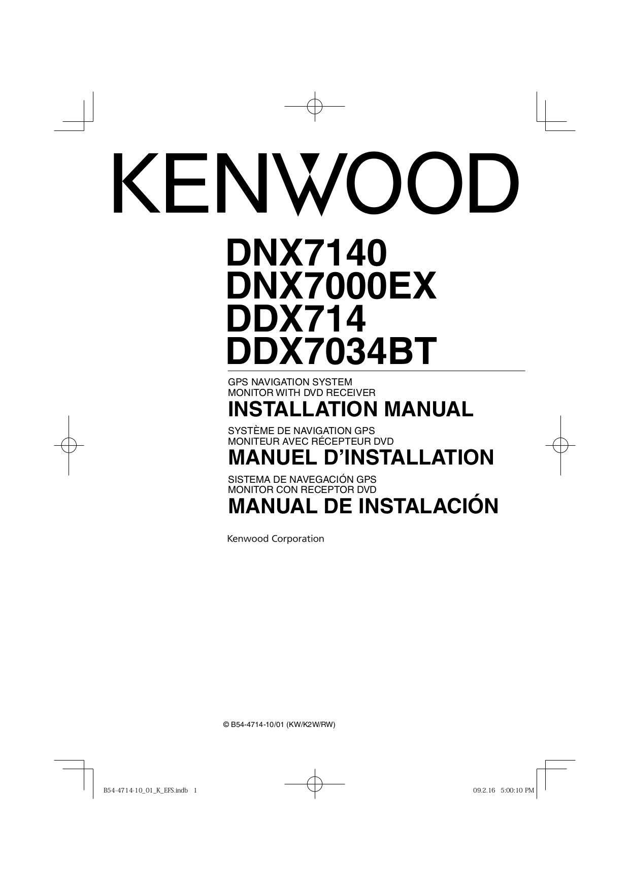 download free pdf for kenwood ddx7034bt car receiver manual