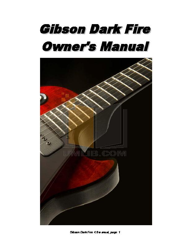 download free pdf for gibson les paul piezo guitar manual rh umlib com Gibson Futura Gibson Blueshawk