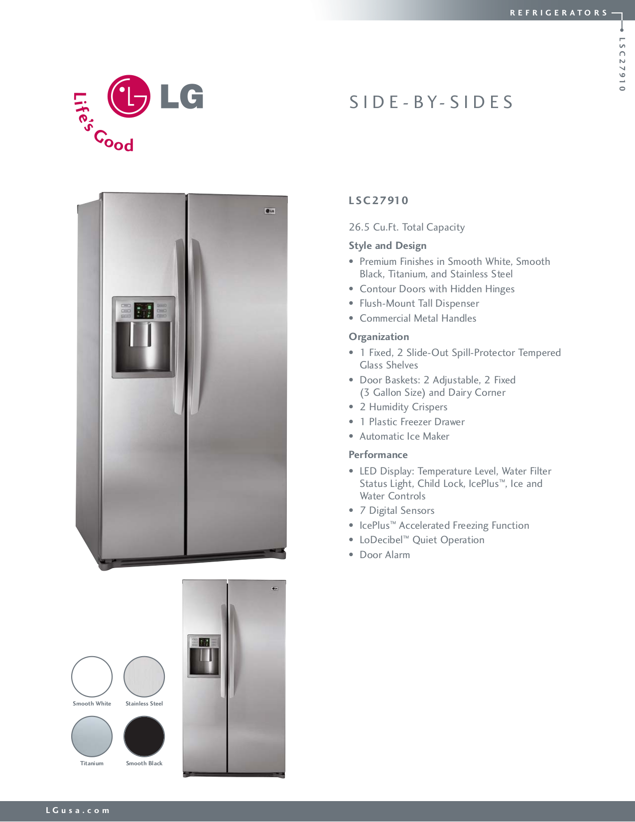lg fridge manual daily instruction manual guides u2022 rh testingwordpress co lg refrigerator manual lfxc24726s lg refrigerator manual lfx31925st