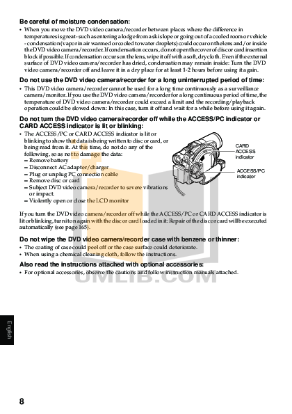 pdf manual for hitachi camcorders dz mv550a rh umlib com AT&T LG A340 Manual Verizon LG User Manual