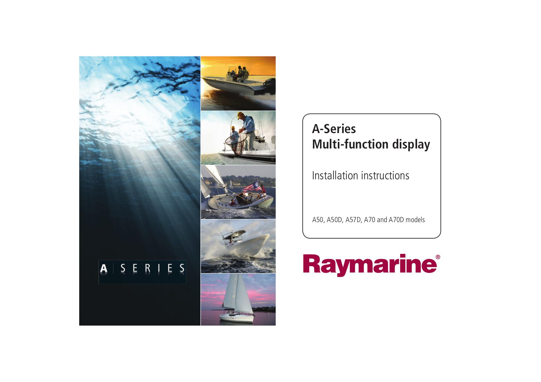 Pdf Manual For Raymarine Other L365 Fishfinder