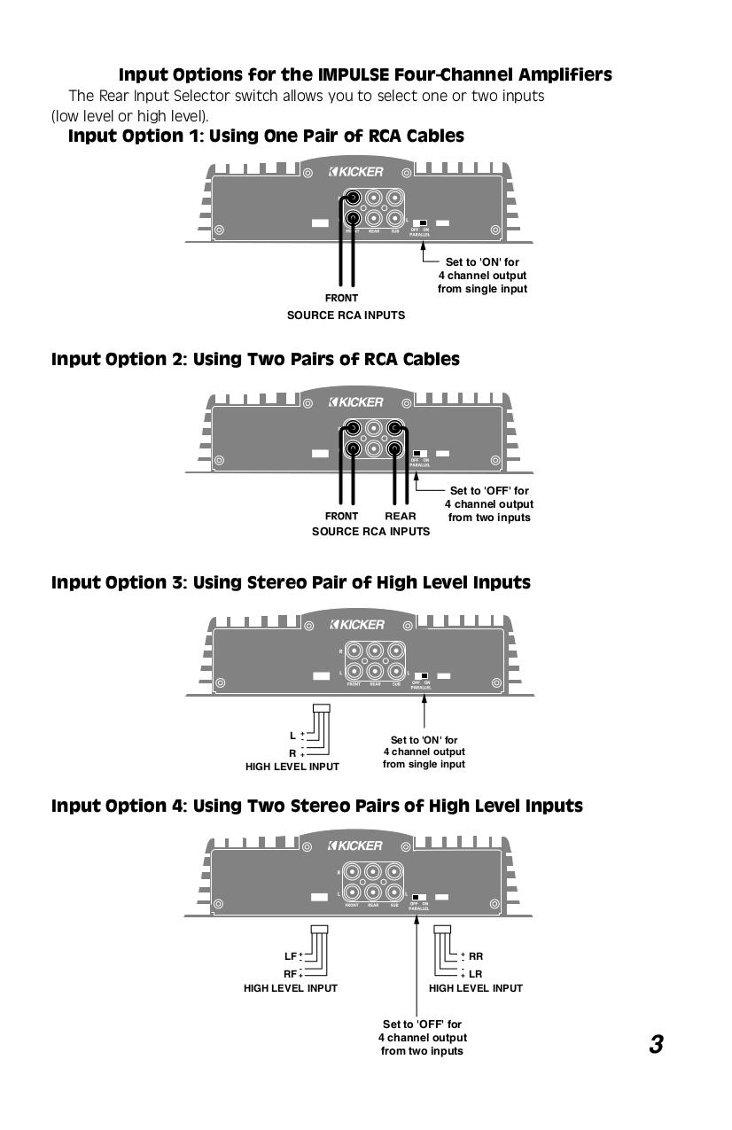 Kicker Cvr102 Wiring Diagram - Best Wiring Diagram Image 2018