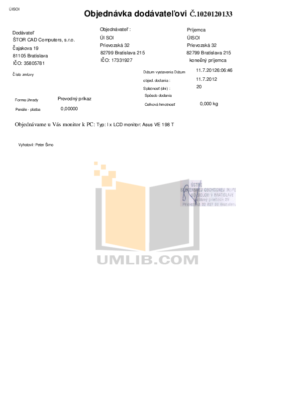 pdf for Asus Monitor VE198 manual