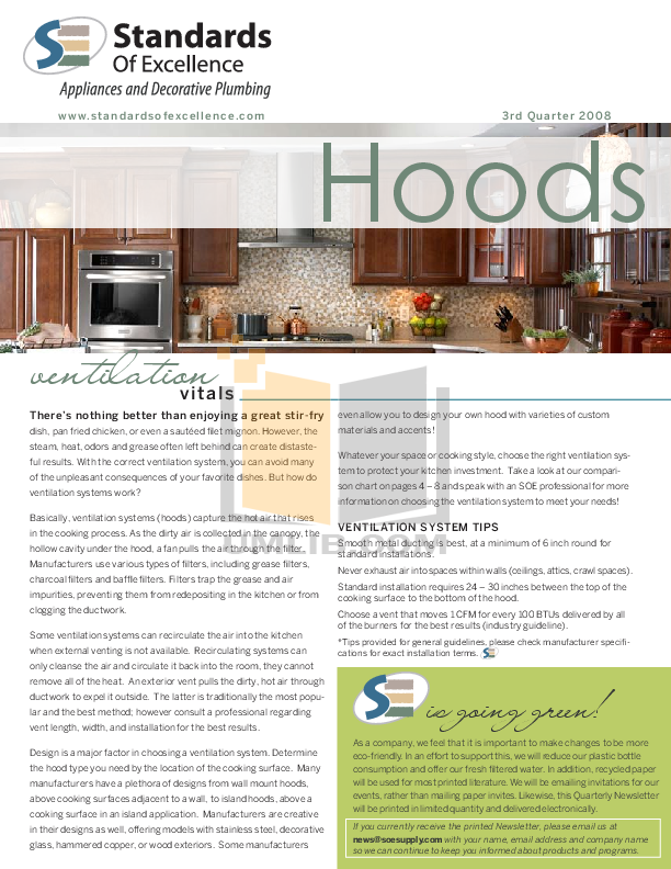 pdf for Broan-NuTone Other WPD29 Hoods manual