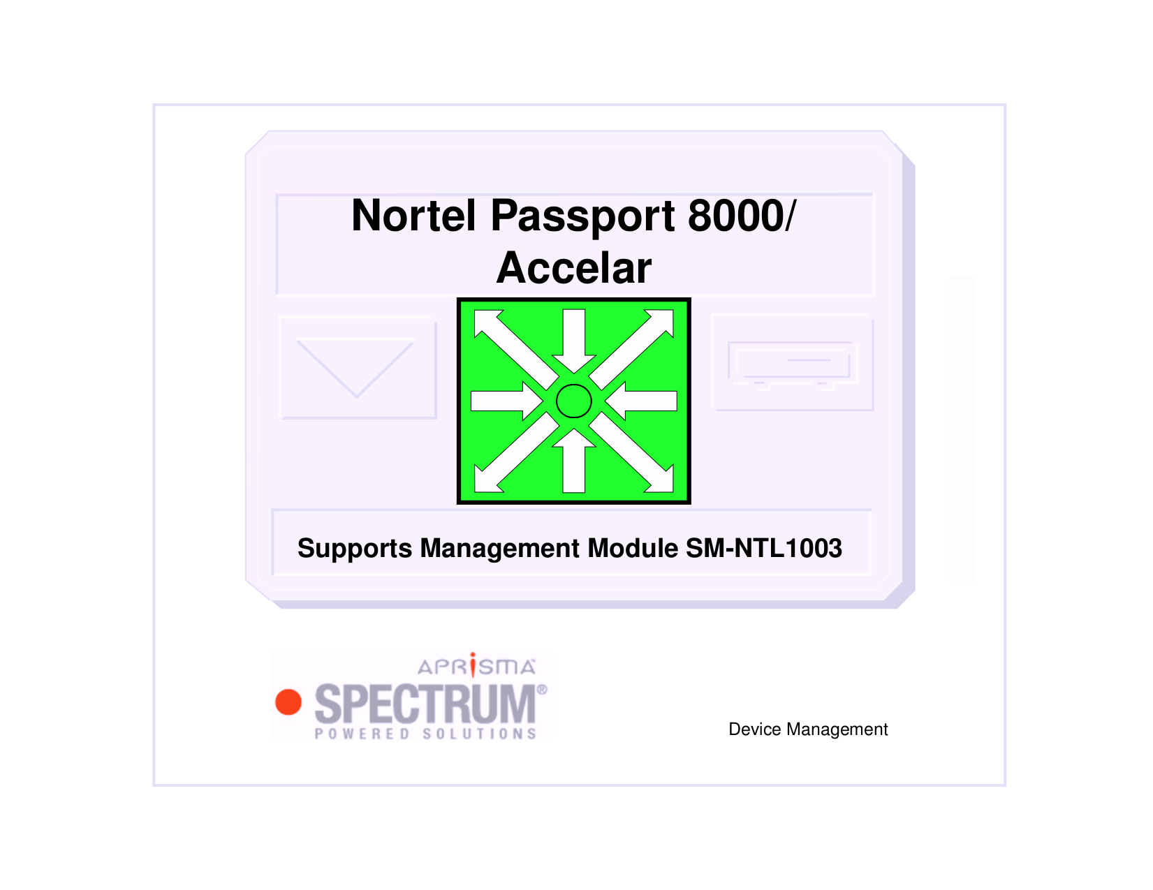 pdf for Nortel Switch Passport 1150 manual