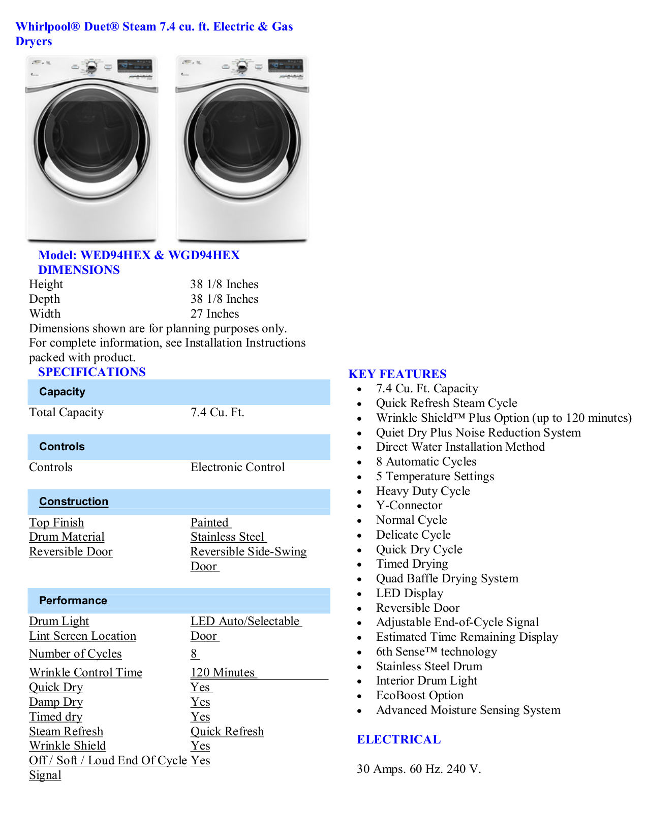 Pdf-9424] whirlpool duet sport washer user manual | 2019 ebook library.