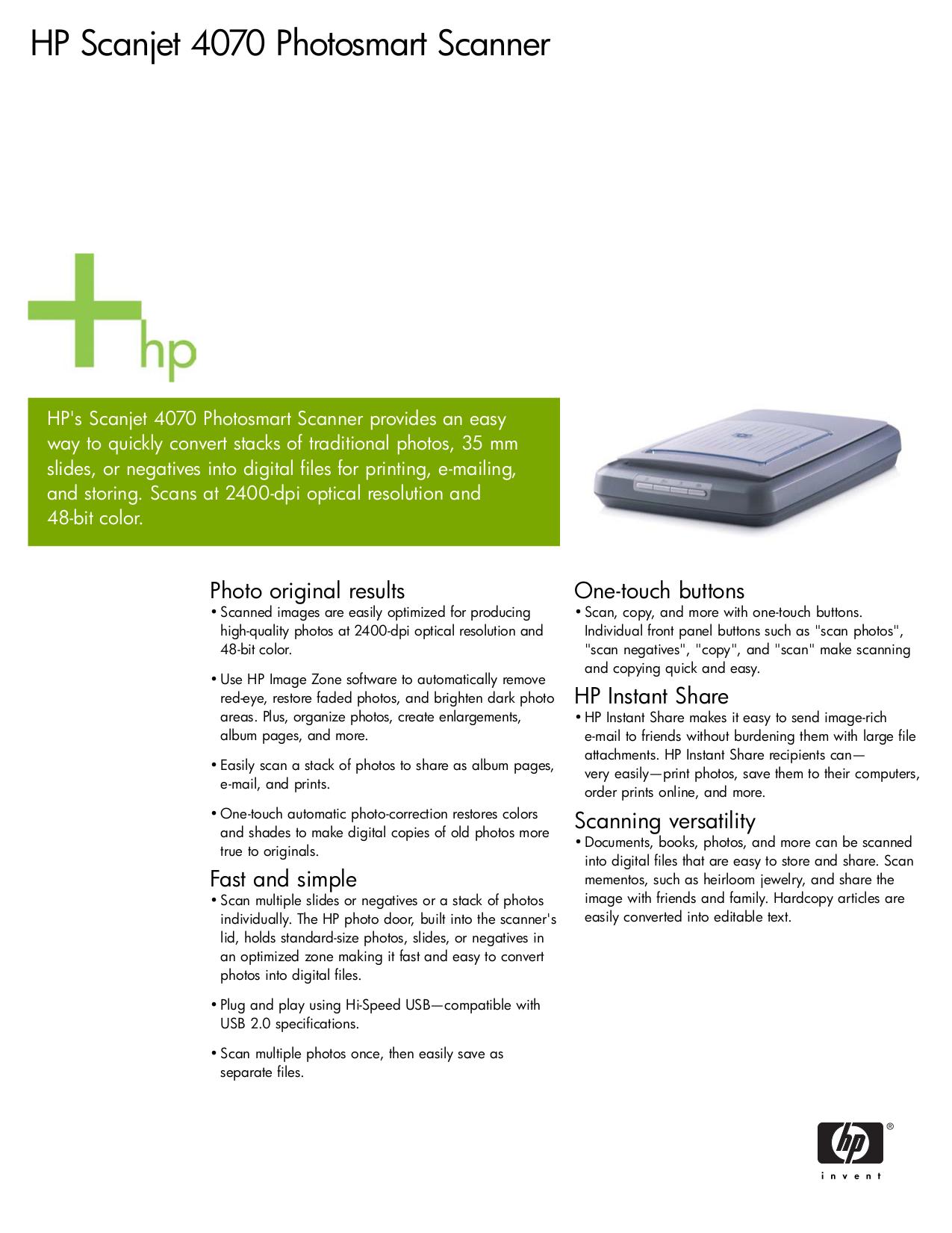download free pdf for hp scanjet 4070 scanner manual rh umlib com HP Scanjet 7000 HP Scanjet 7000