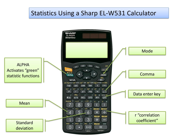sharp calculator el 520x manual