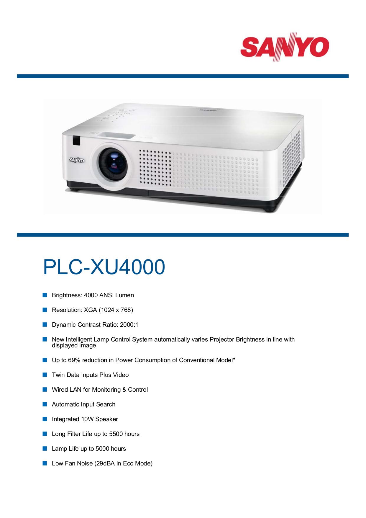 sanyo projector manual rh sanyo projector manual tempower us sanyo plc-xp200l user manual