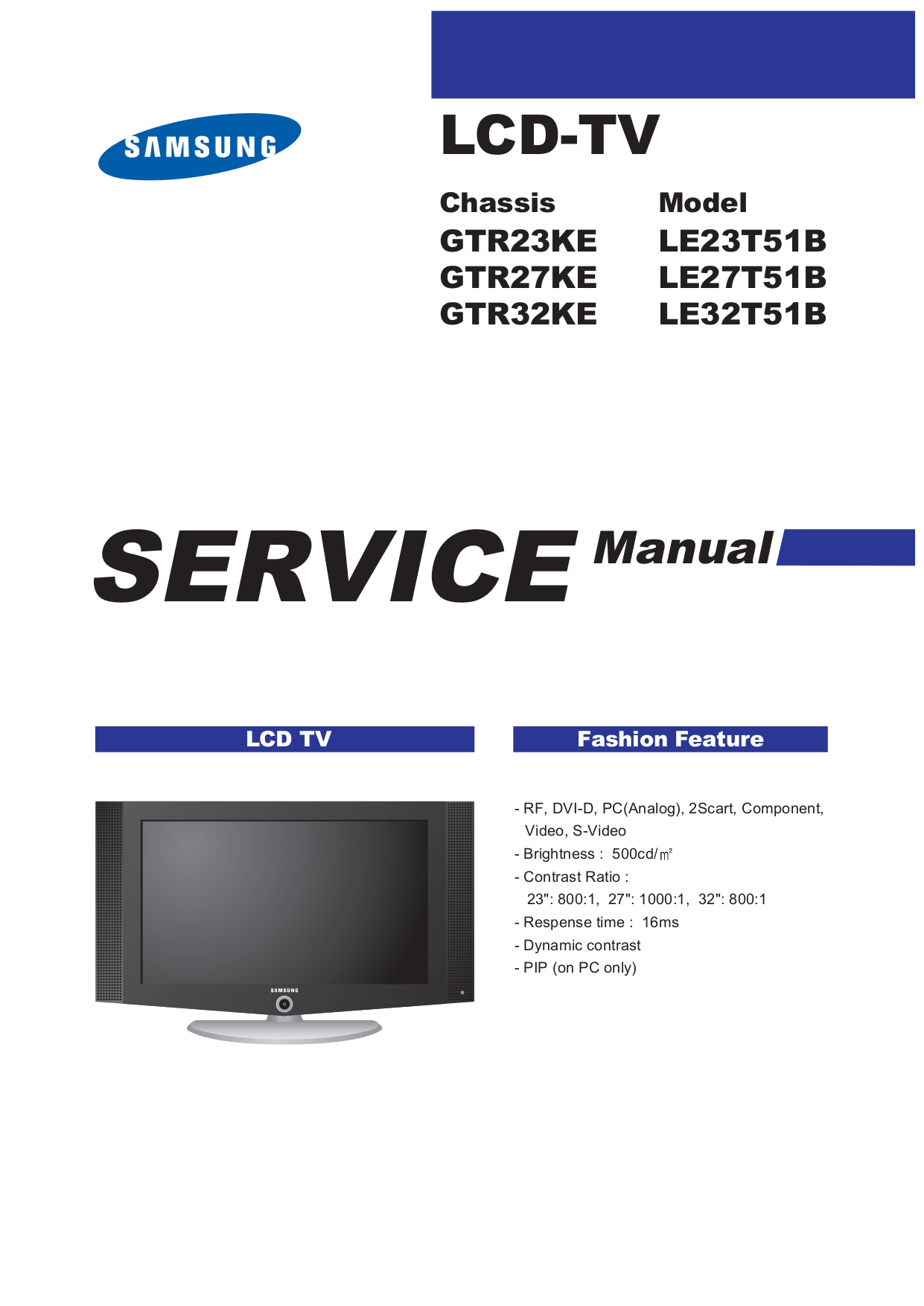 samsung lcd tv user guide how to and user guide instructions u2022 rh taxibermuda co Old Samsung TV Sony LCD TV