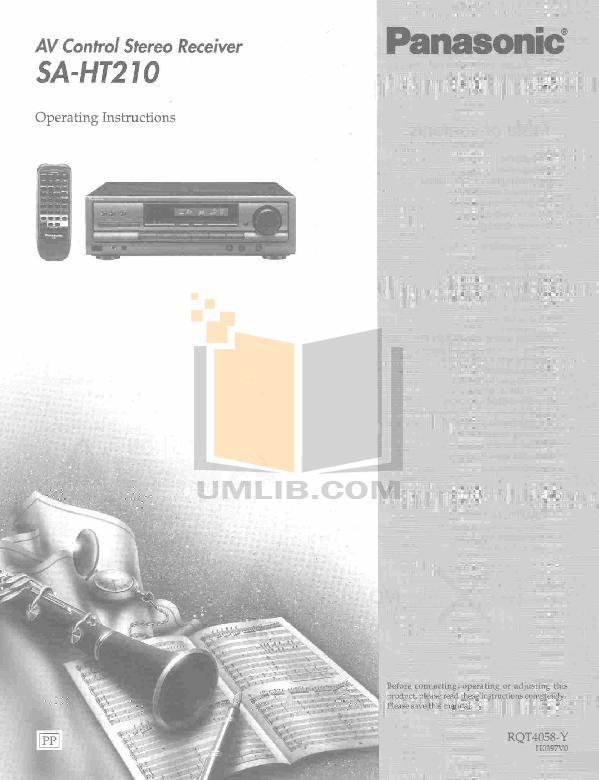 pdf for DirecTV DVR HAH-SA manual