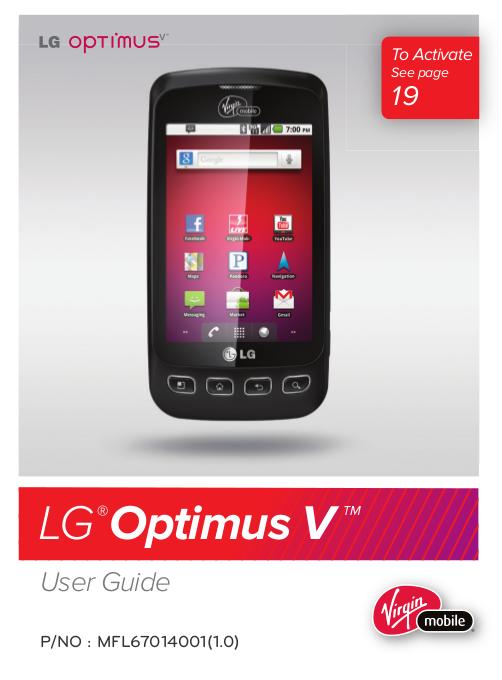 lg optimus ls670 manual user guide manual that easy to read u2022 rh lenderdirectory co LG Optimus LS670 LG Optimus F3 Purple
