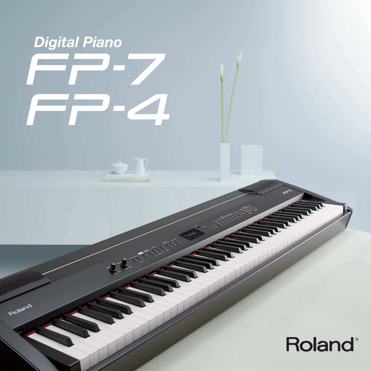 download free pdf for roland fp 7 music keyboard manual rh umlib com FP- 7F roland fp-7 manual
