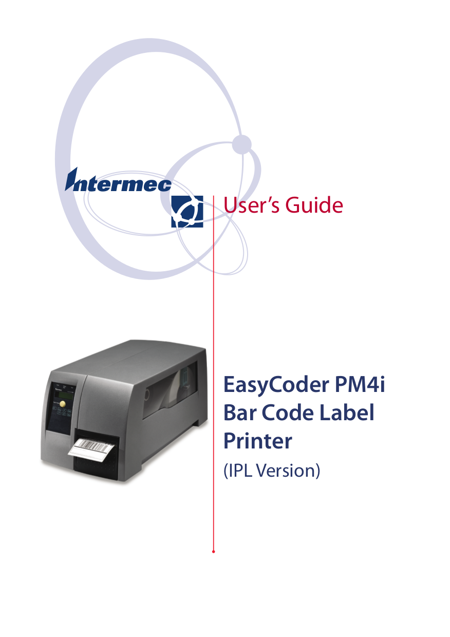INTERMEC SR61 USER MANUAL Pdf Download