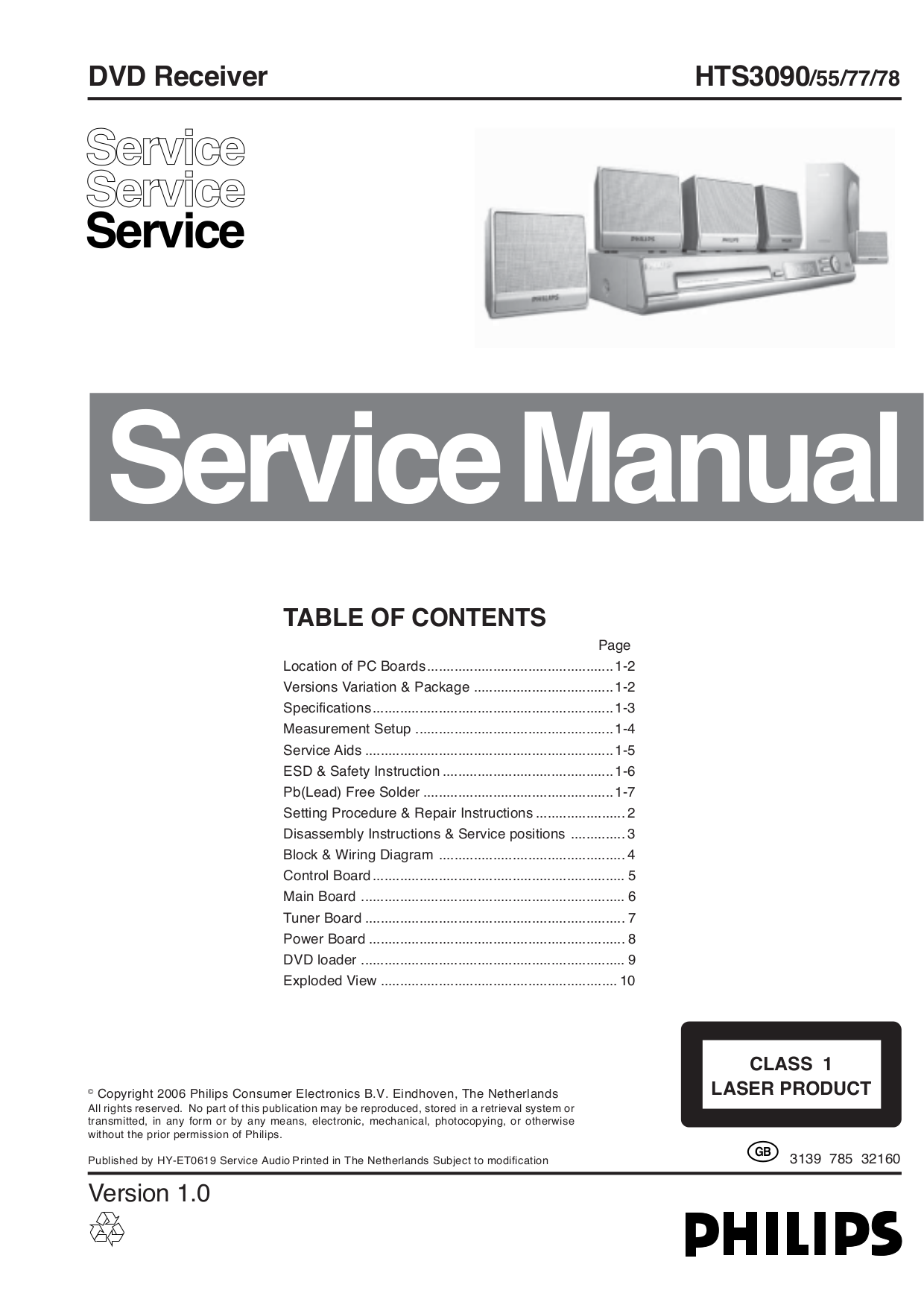 download free pdf for philips mx3660d home theater manual rh umlib com Philips Product Manuals Philips Instruction Manuals