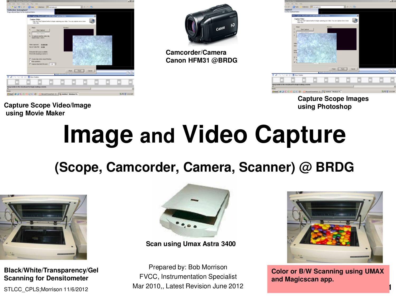 pdf for Umax Scanner Astra 3400 manual