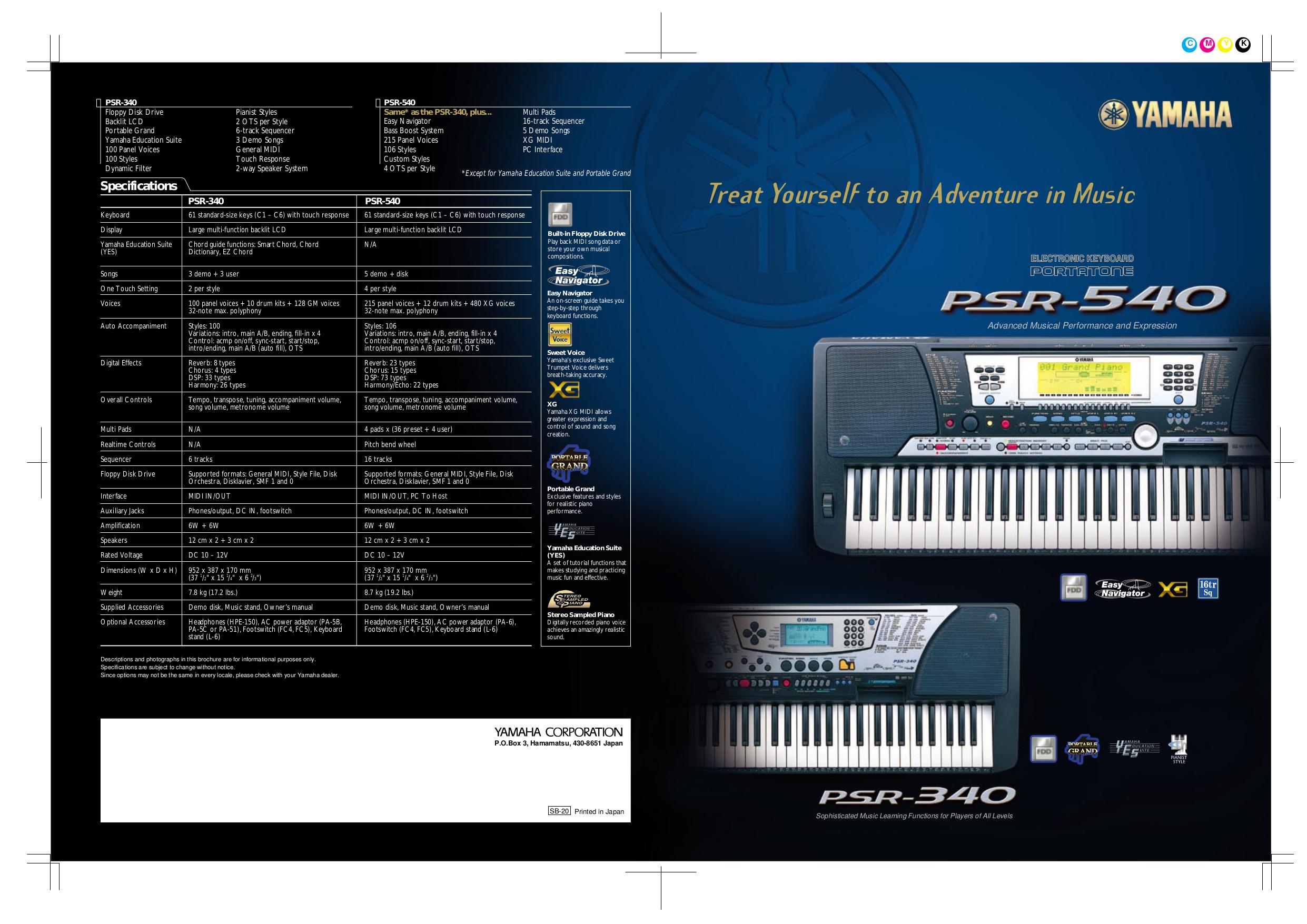 download free pdf for yamaha psr 8000 music keyboard manual rh umlib com yamaha psr 340 manual español Yamaha PSR S750