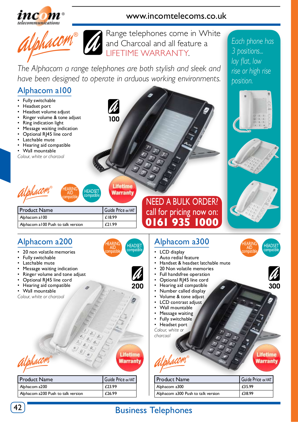 alphacom a300 manual best setting instruction guide u2022 rh merchanthelps us