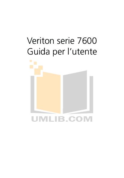 pdf for Acer Desktop Veriton 7600G manual