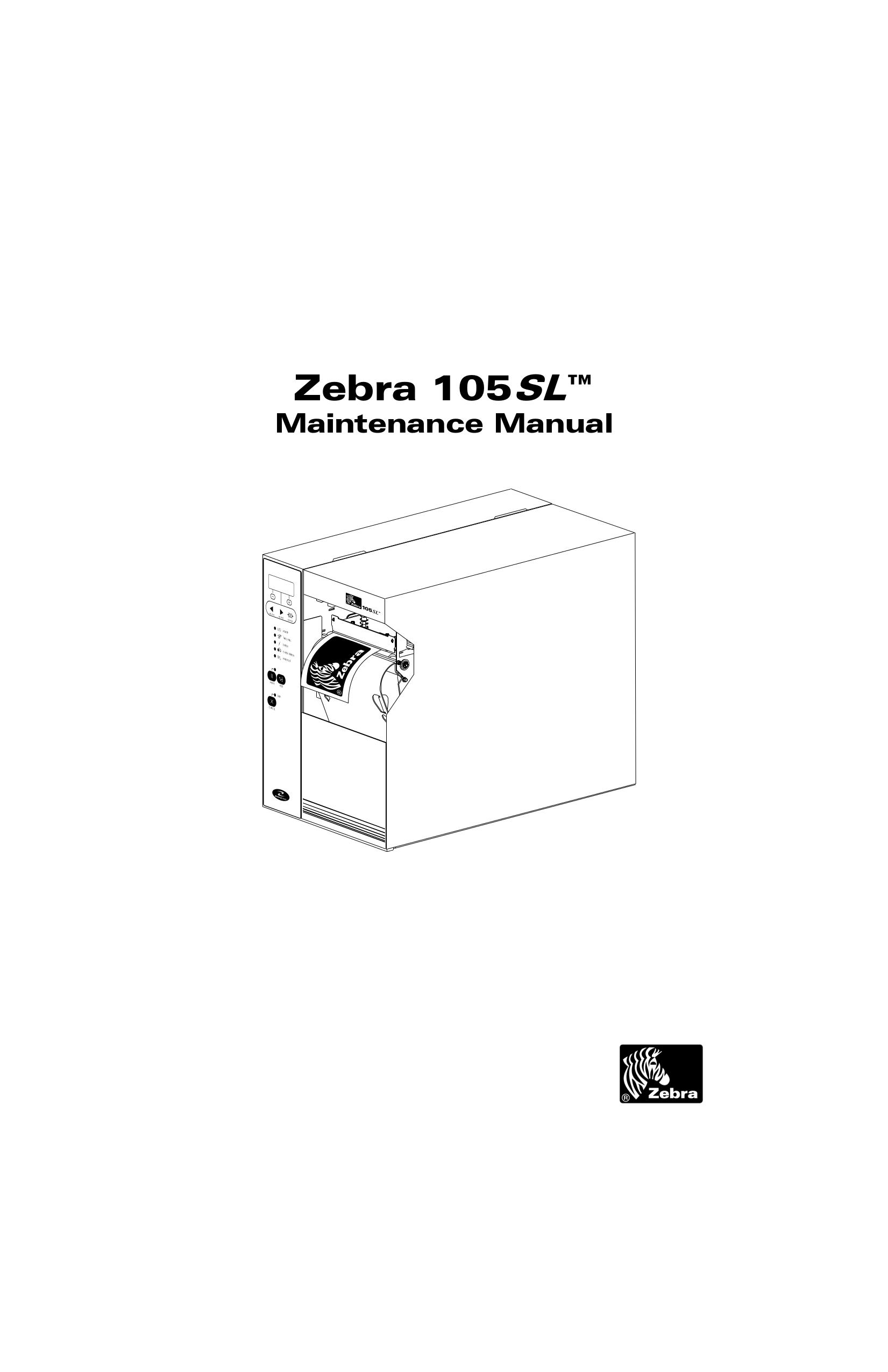 download free pdf for zebra 105sl printer manual rh umlib com zebra 105sl maintenance manual zebra 105sl plus maintenance manual