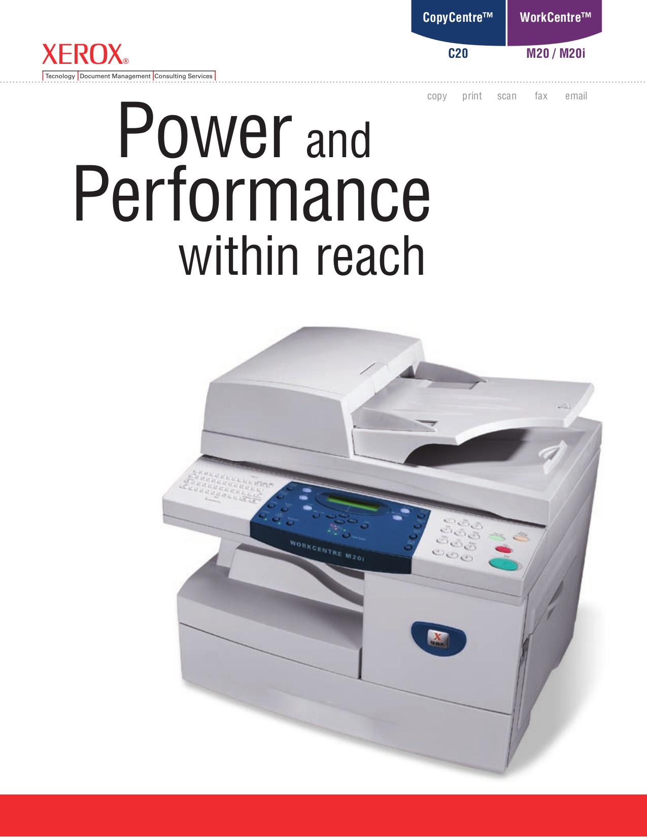 download free pdf for xerox copycentre c20 copier manual rh umlib com xerox m20i service manual pdf xerox m20i parts manual