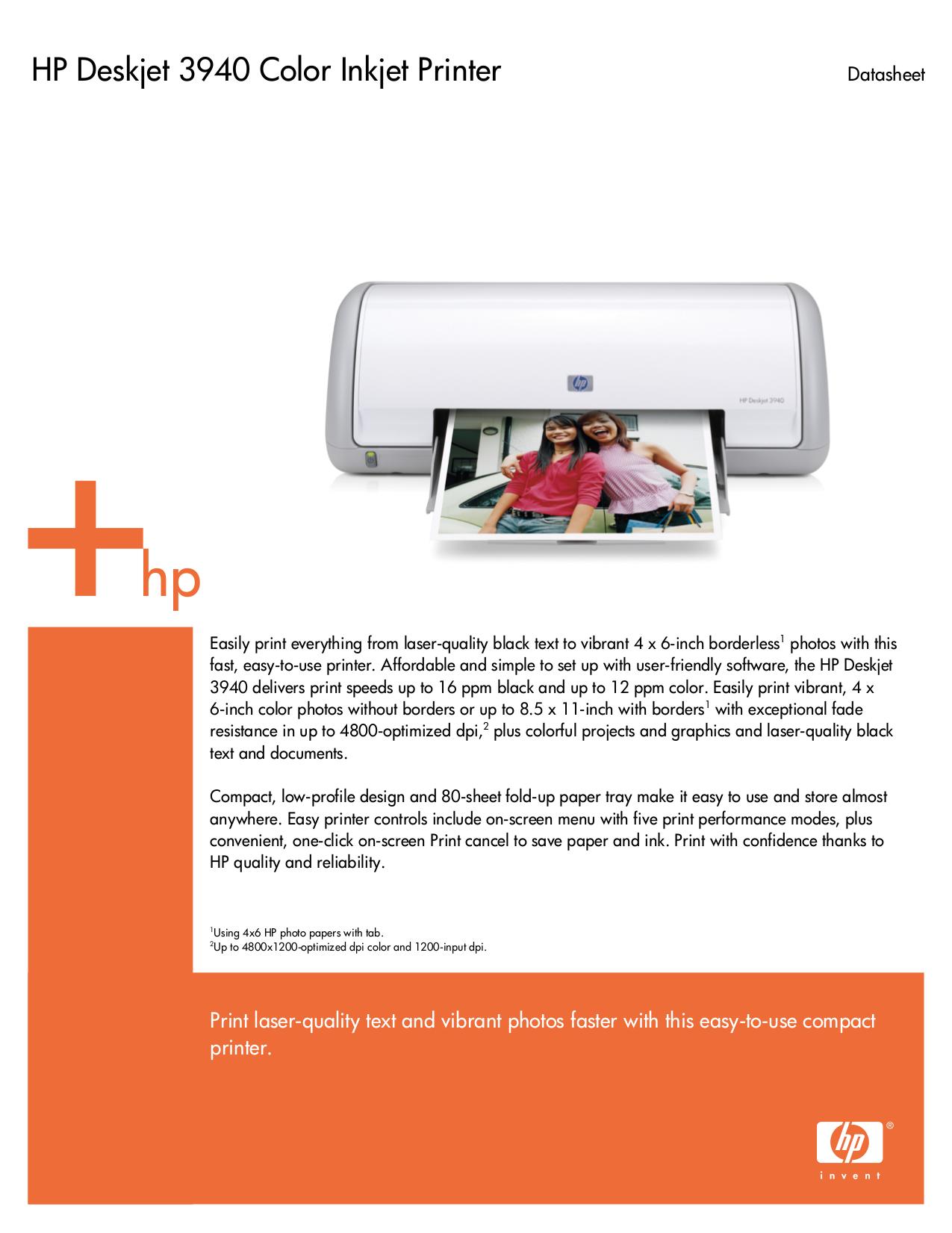 download free pdf for hp deskjet 3940 printer manual rh umlib com HP Deskjet 3940 Driver HP Deskjet 3940 Installation Software