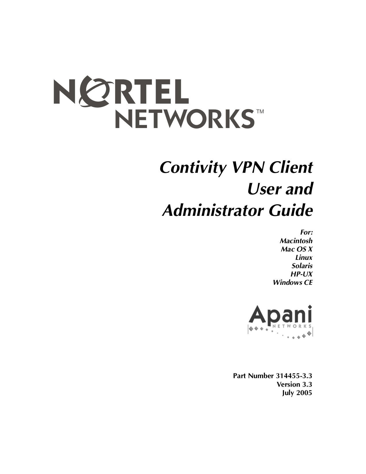 pdf for Nortel Wireless Router 1750 manual