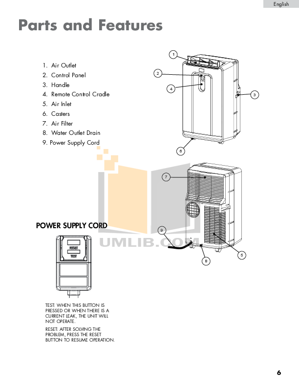 pdf manual for haier air conditioner cpr09xc7 rh umlib com Haier Commercial Cool Manual commercial cool cpr09xc7 user manual