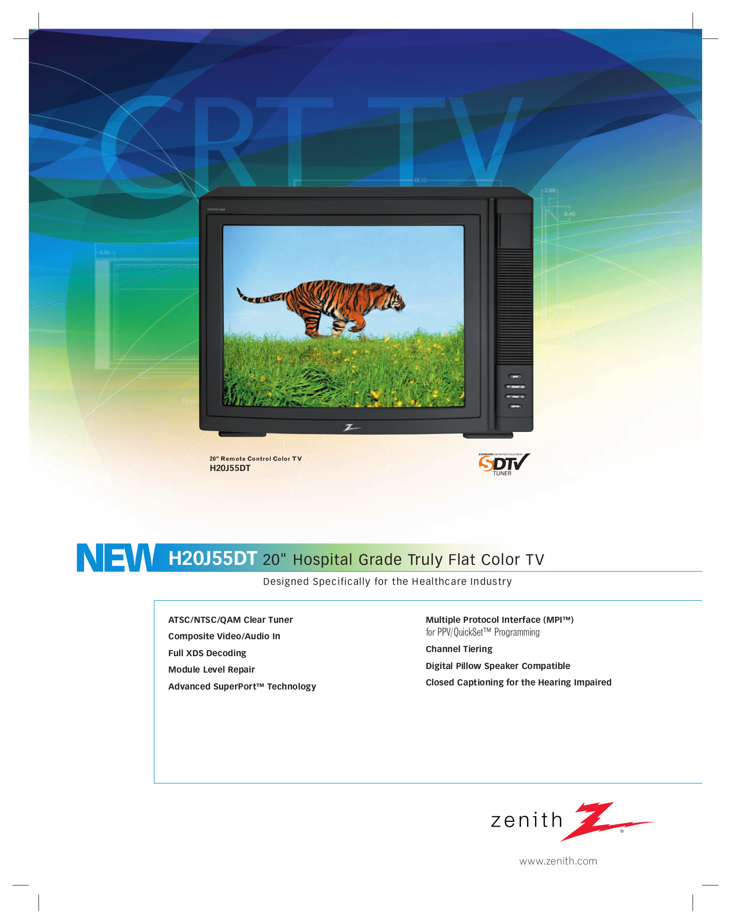 pdf for LG TV H20J55DT manual