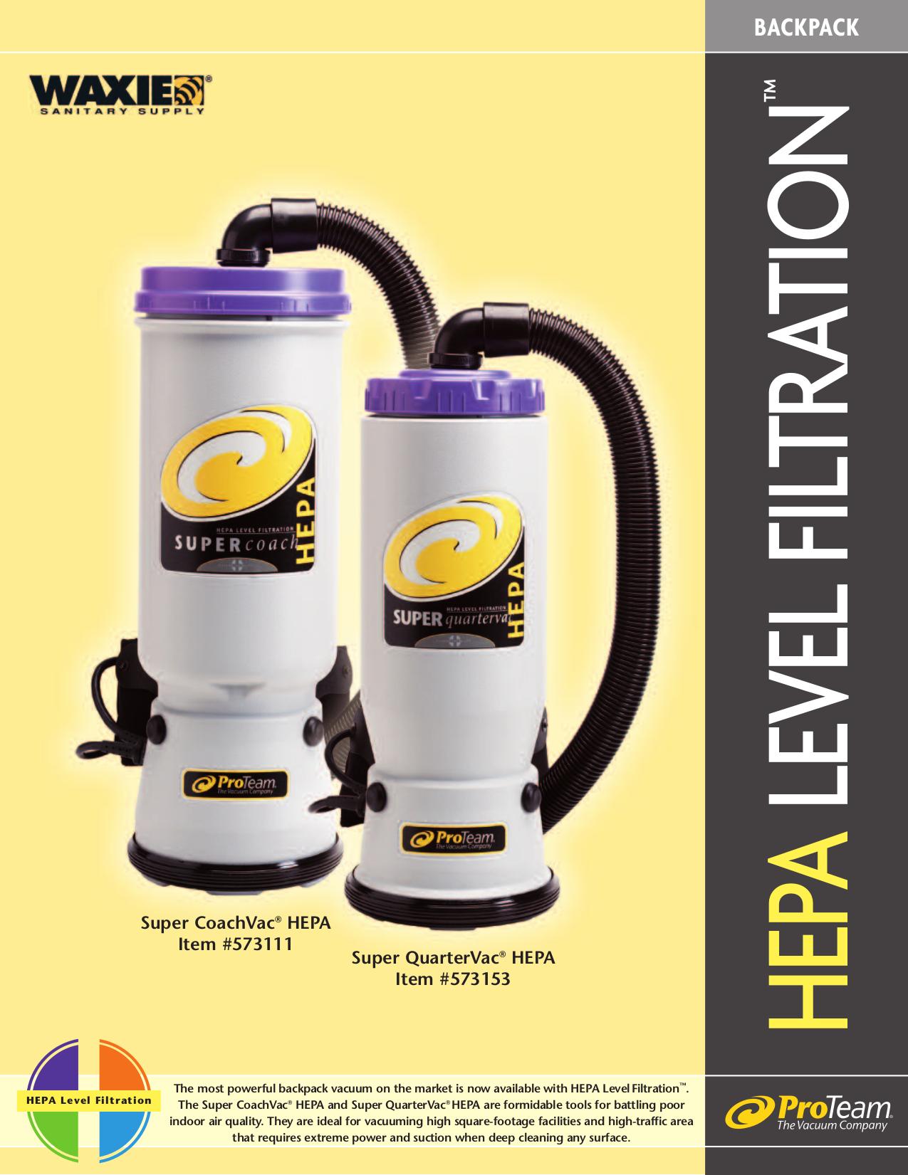 download free pdf for pro team coachvac vacuum manual rh umlib com Vacuum Pump Manual Vacuum Pump Manual