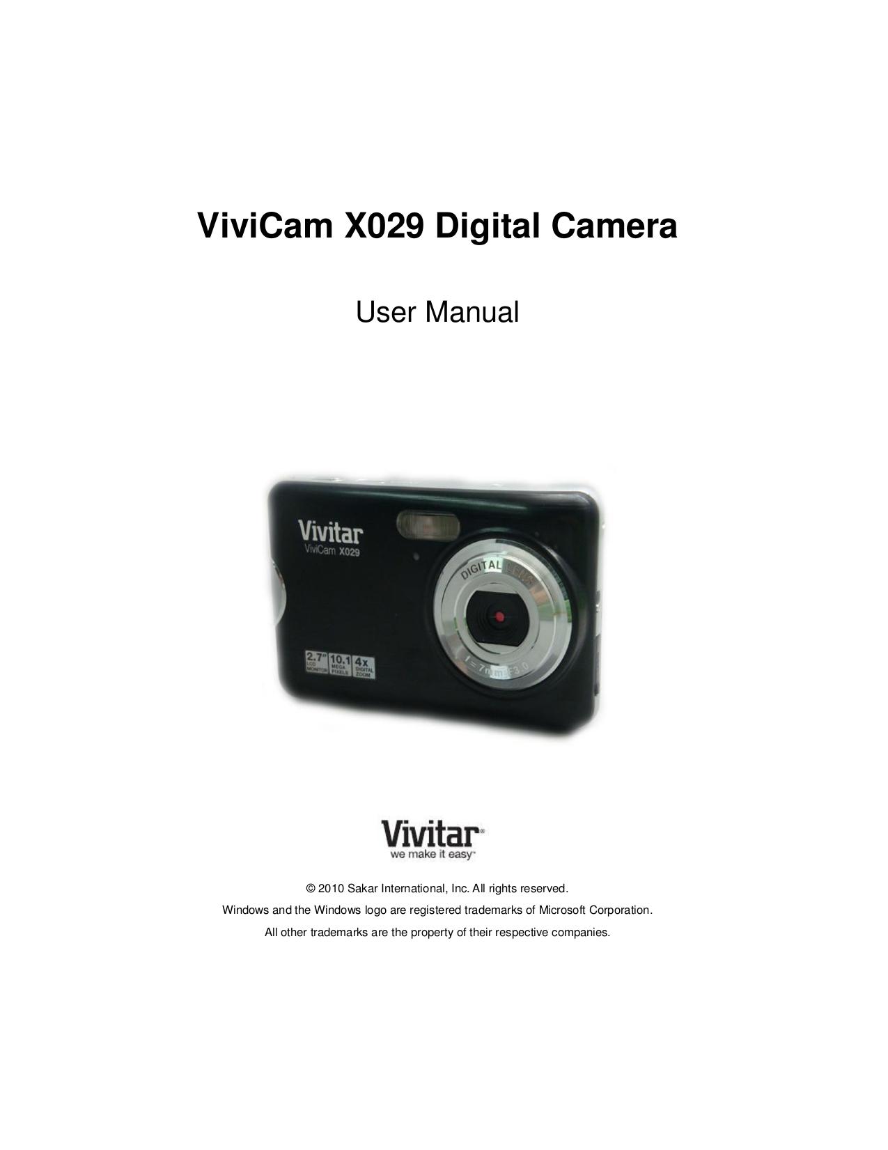 download free pdf for vivitar vivicam 5385 digital camera manual rh umlib com vivitar binoculars with digital camera manual vivitar aquashot underwater digital camera manual