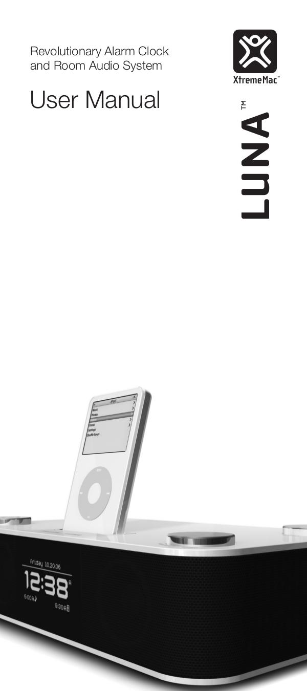 pdf for Xtrememac Speaker System Tango Studio manual