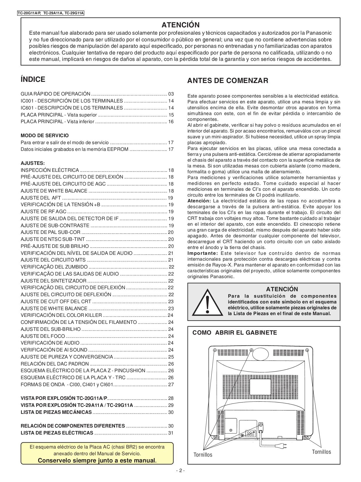 panasonic car receiver cq-c1301u pdf page preview
