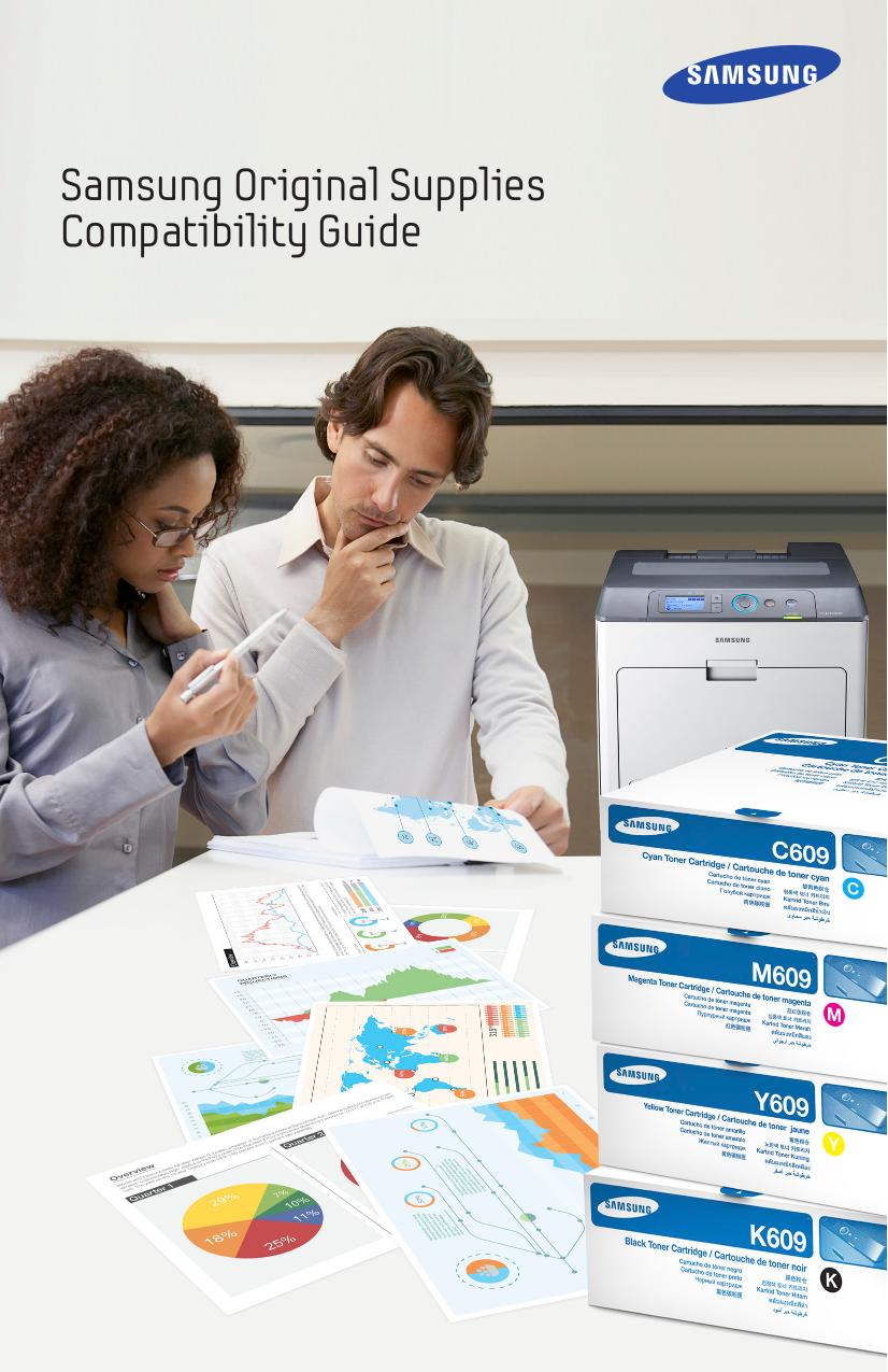 pdf for Samsung Printer ML-4600 manual