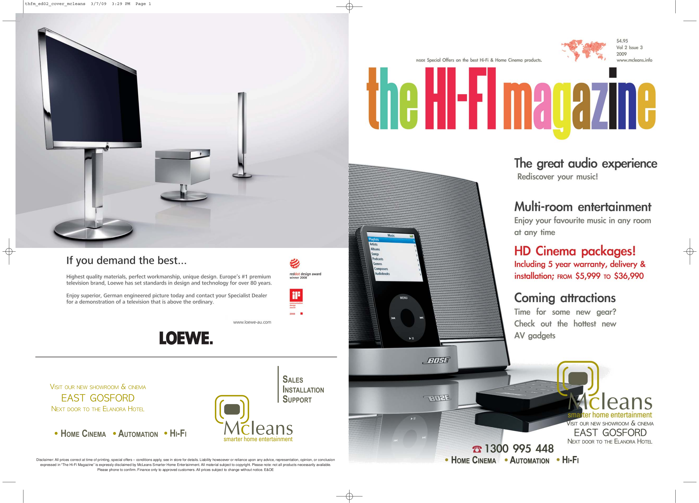 pdf for Niles Speaker CM730DSFX manual