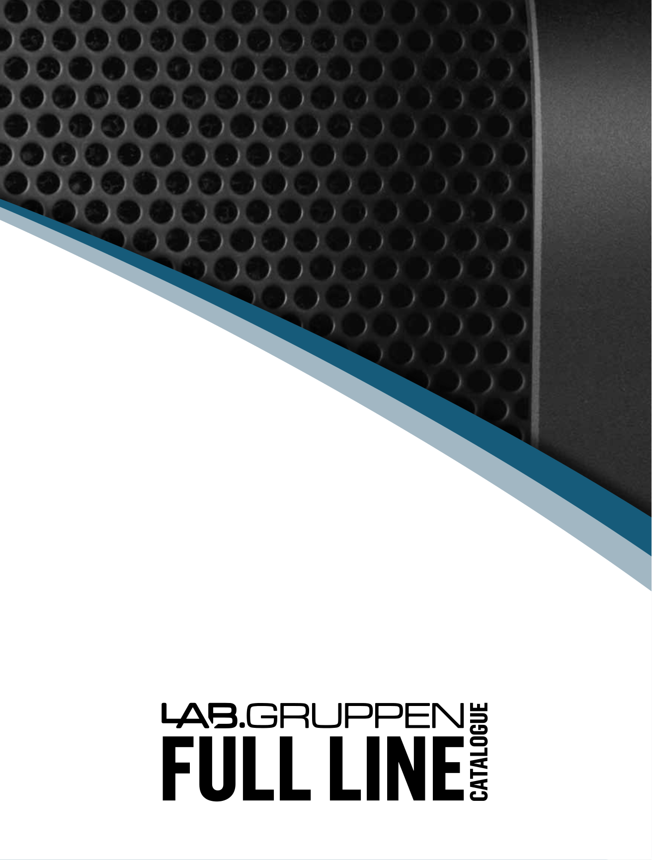 pdf for Lab.gruppen Amp LAB 1300C manual