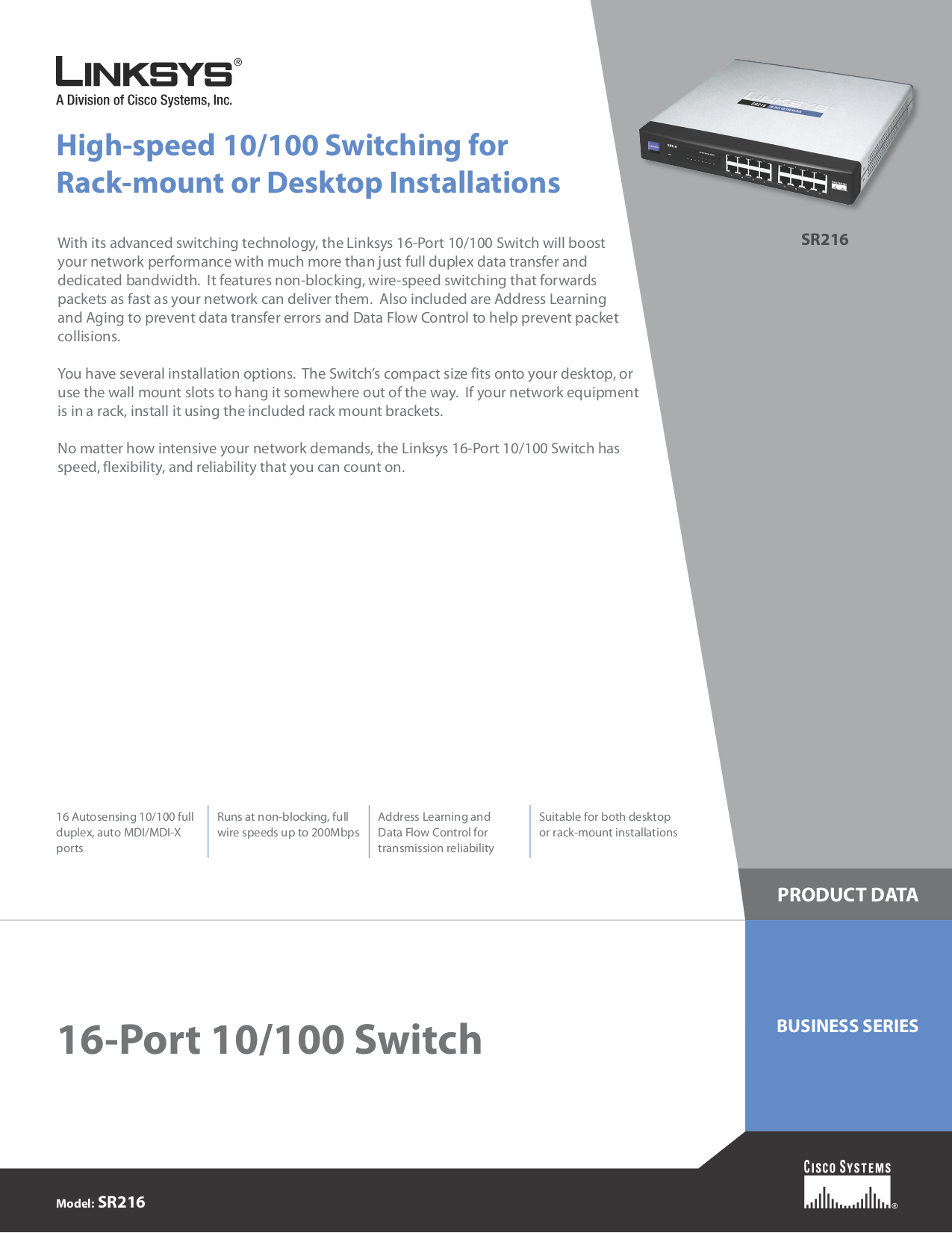 download free pdf for linksys sr216 switch manual rh umlib com Linksys Switch Linksys Switch